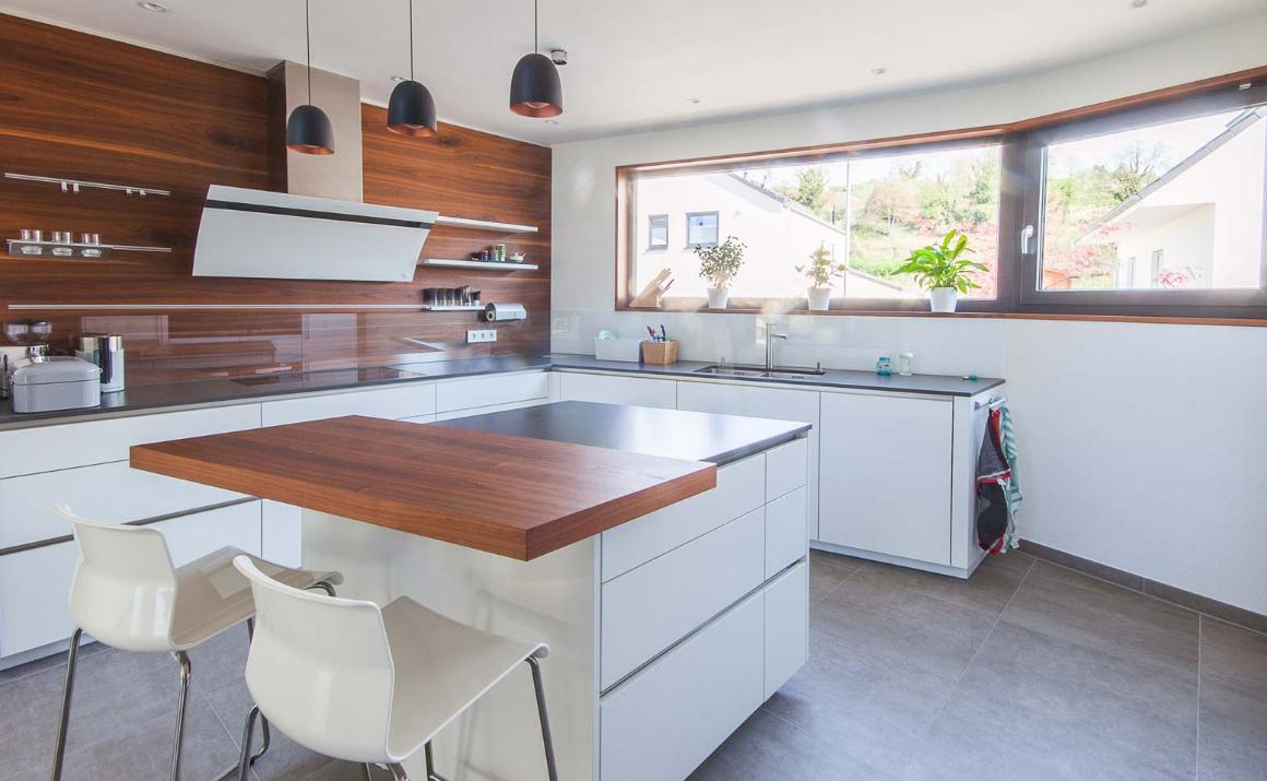 Küche slider